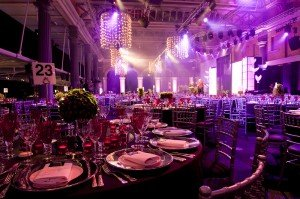 Seated Dinner - Grand Hall