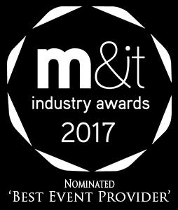 MIT Best Event Provider 2017