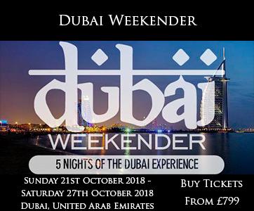 Dubai Weekender