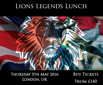 Lions Legends Lunch