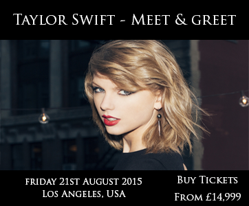 Taylor Swift Meet and Greet