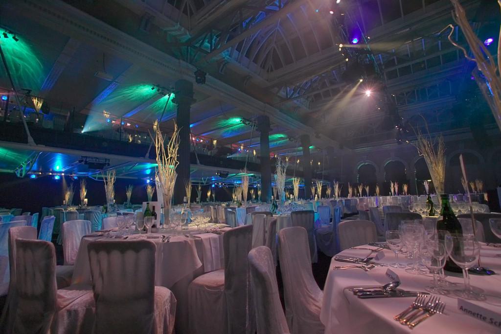 Dinner Grand Hall