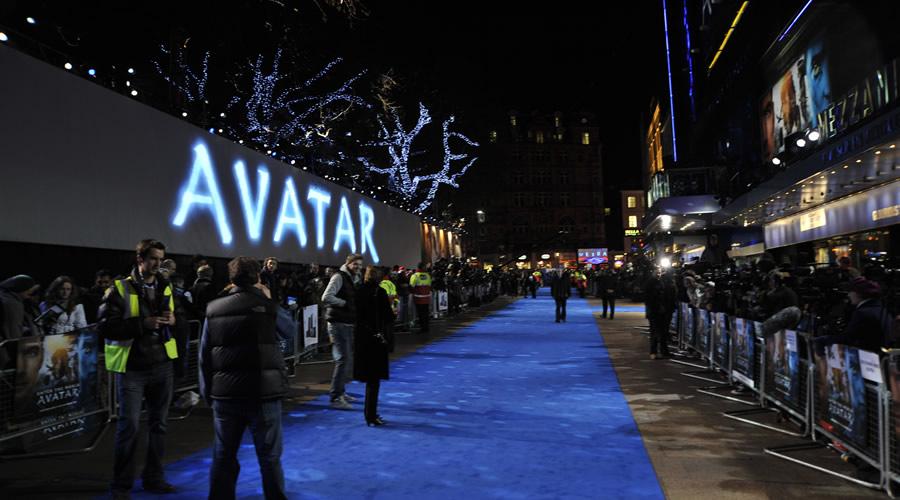 Avatar Premiere
