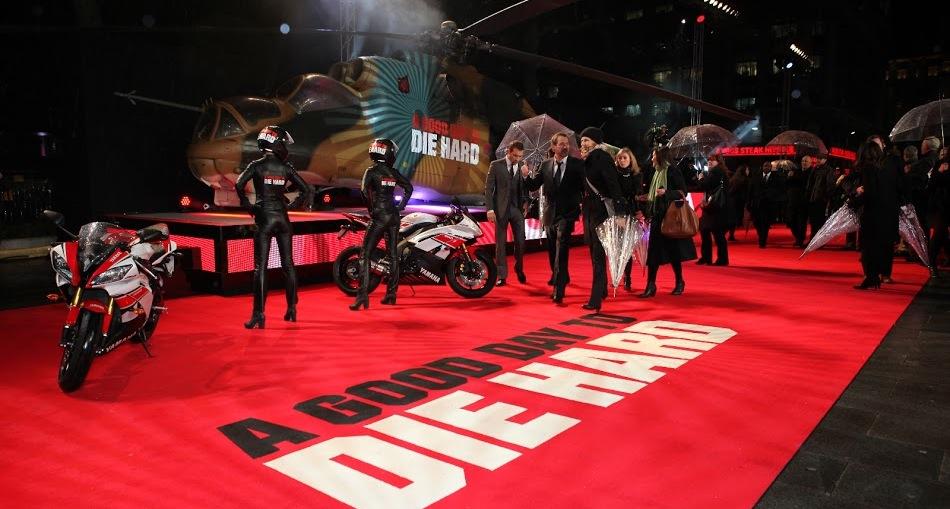 Die Hard Premiere