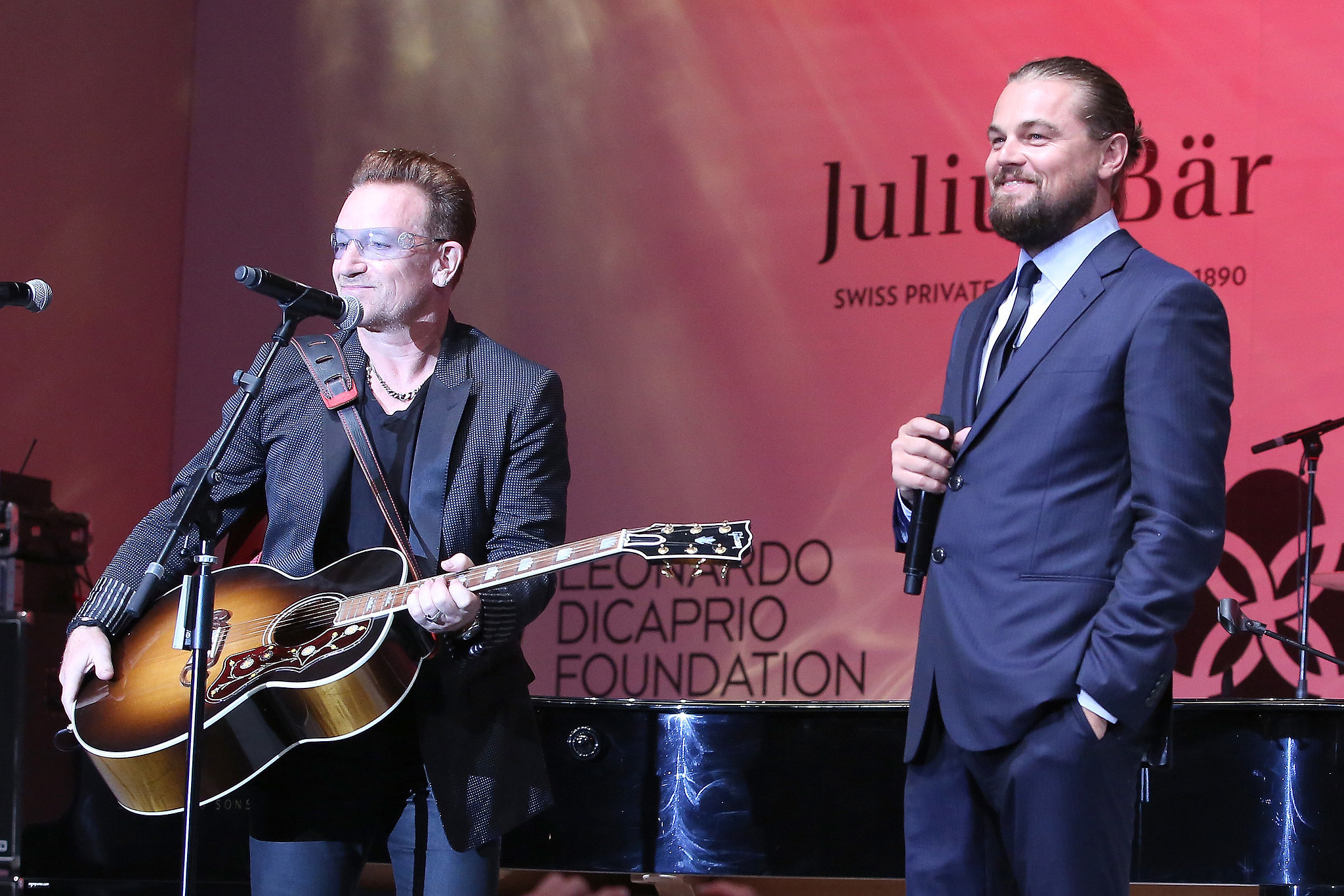 Leonardo DiCaprio Foundation Gala