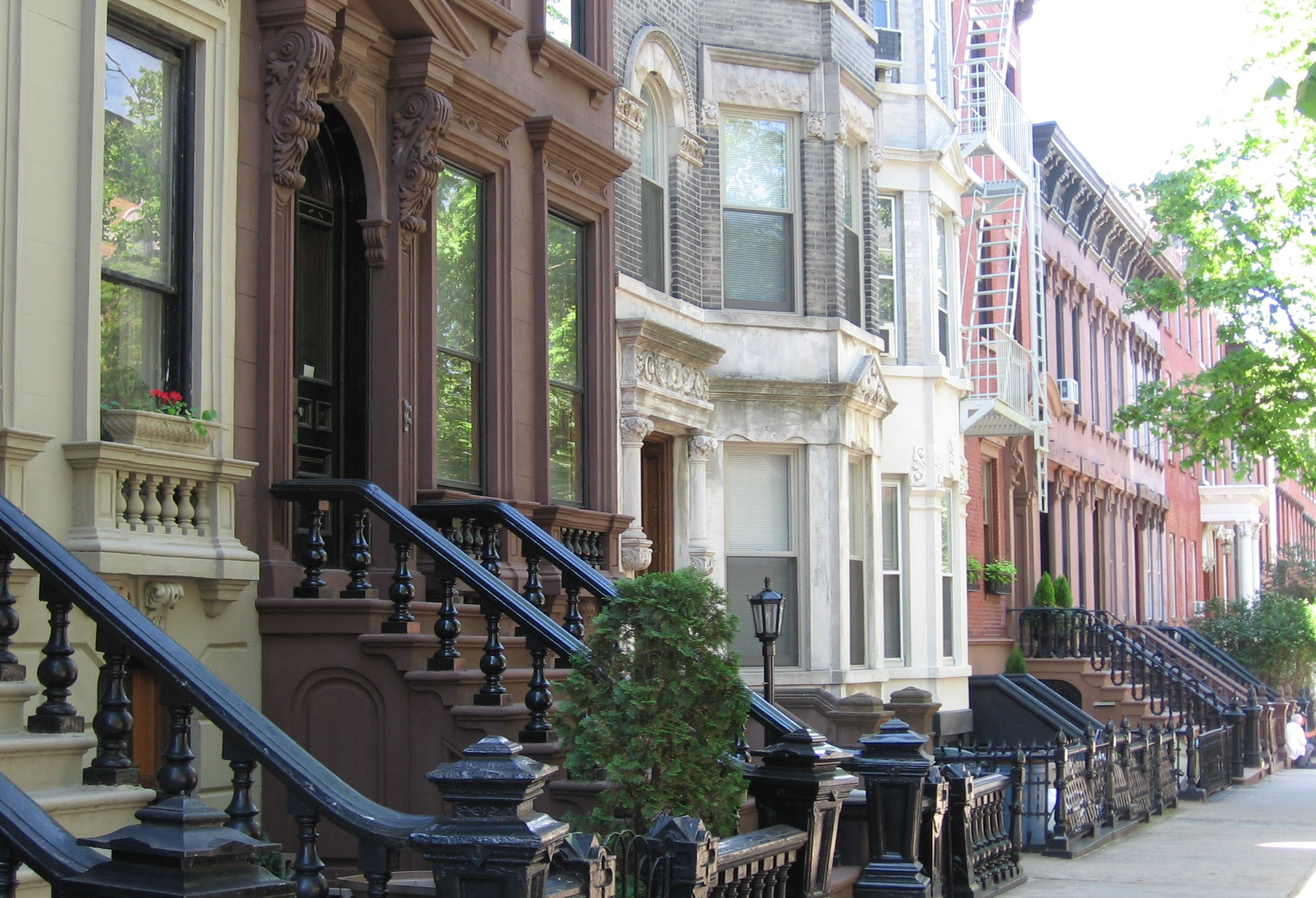 Greenpoint Houses