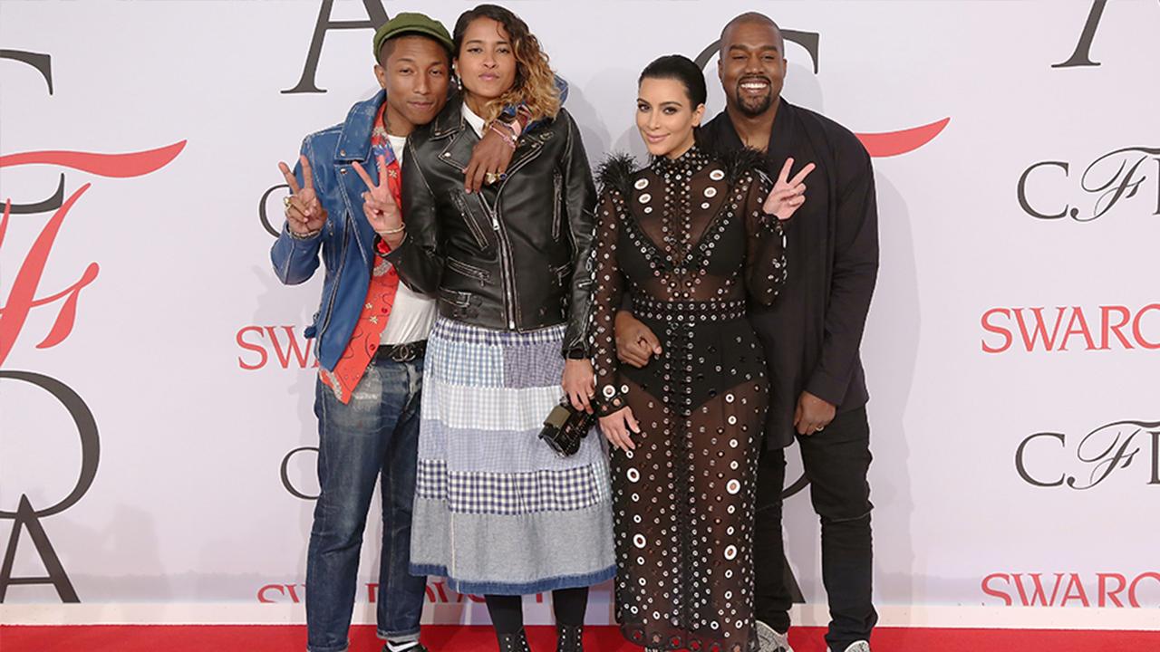 The Red Carpet At CFDA Fashion Awards