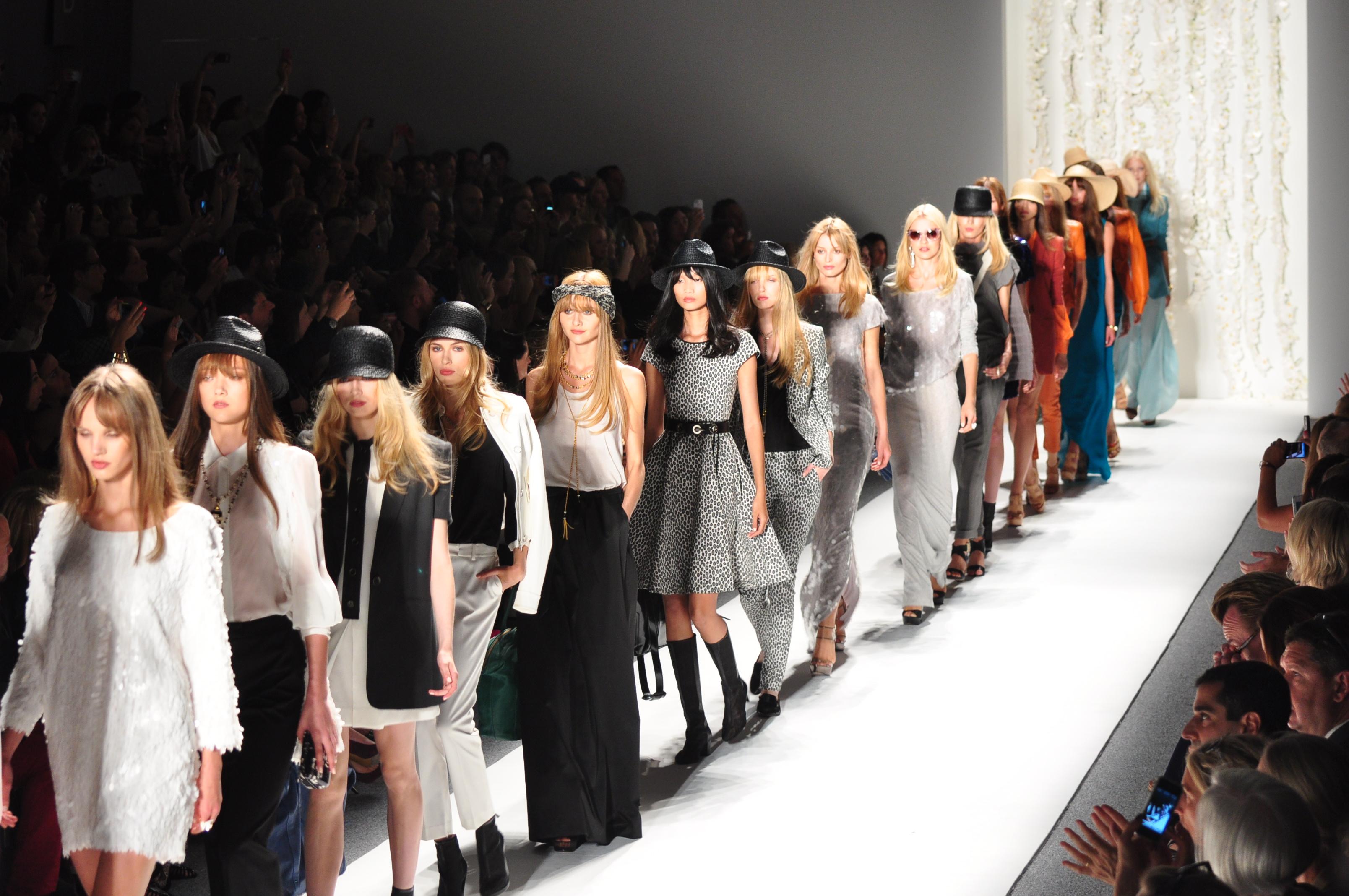 New York Women Fashion Week