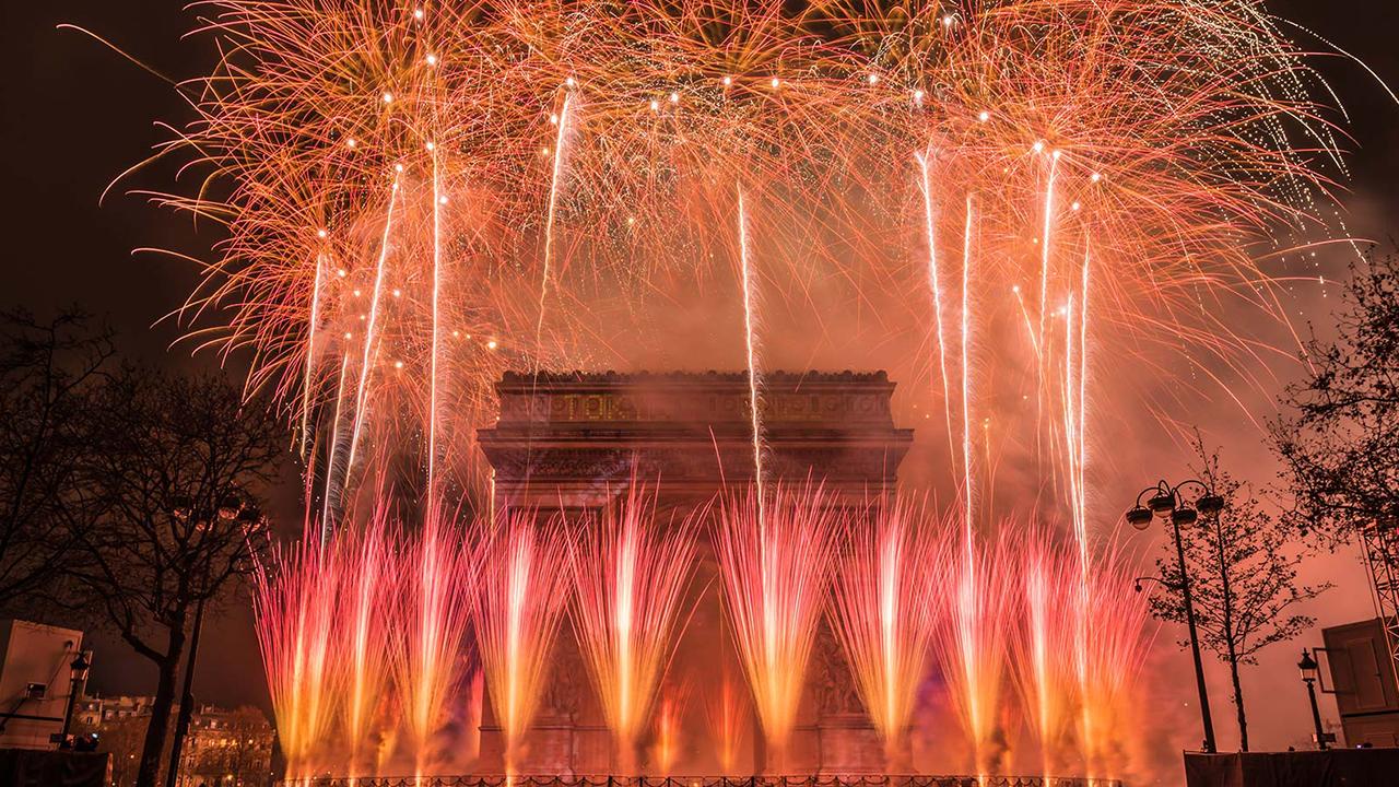 Paris New Years Eve