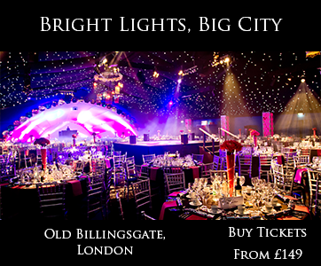 Bright Lights Big City Shared Christmas Party
