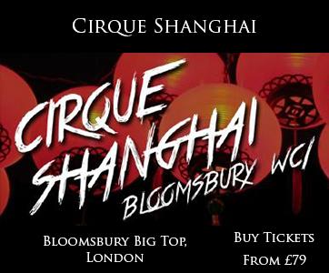 Cirque Shanghai