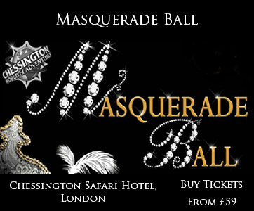 Masquerade Ball Shared Christmas Party
