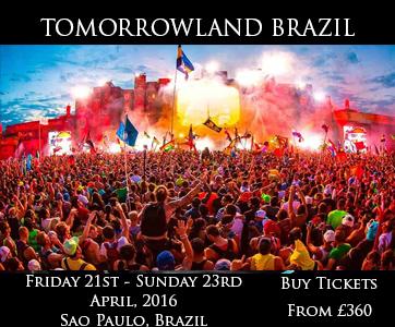 Tomorrowland Brazil