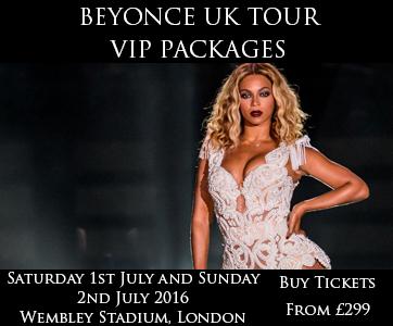 Beyonce London