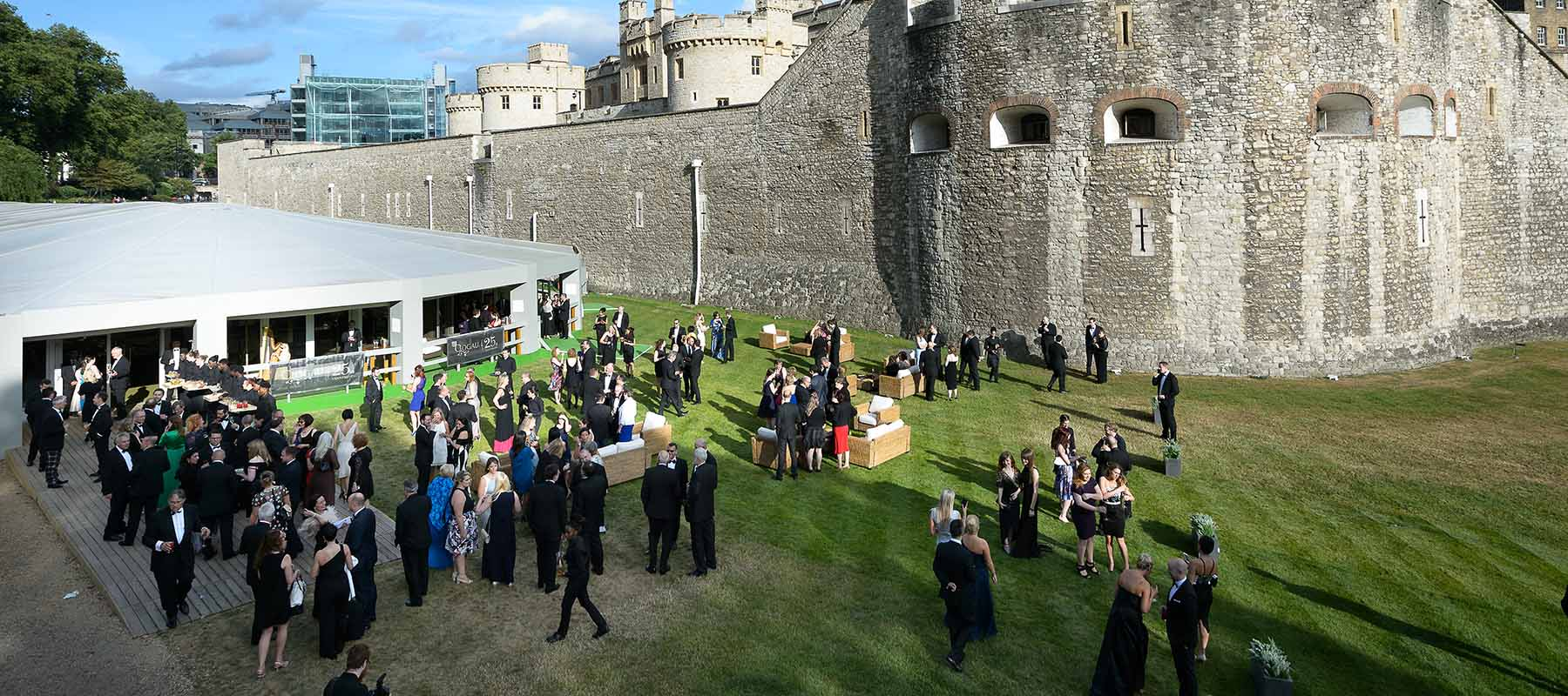 pavilion at tower of london