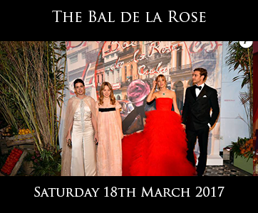 The Bal de la Rose