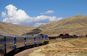 Cusco Railway