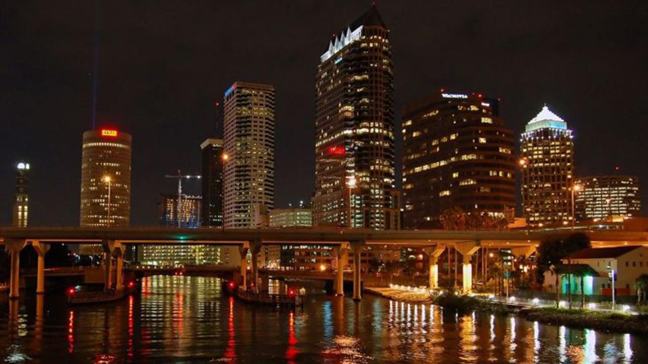 Florida City Night 2