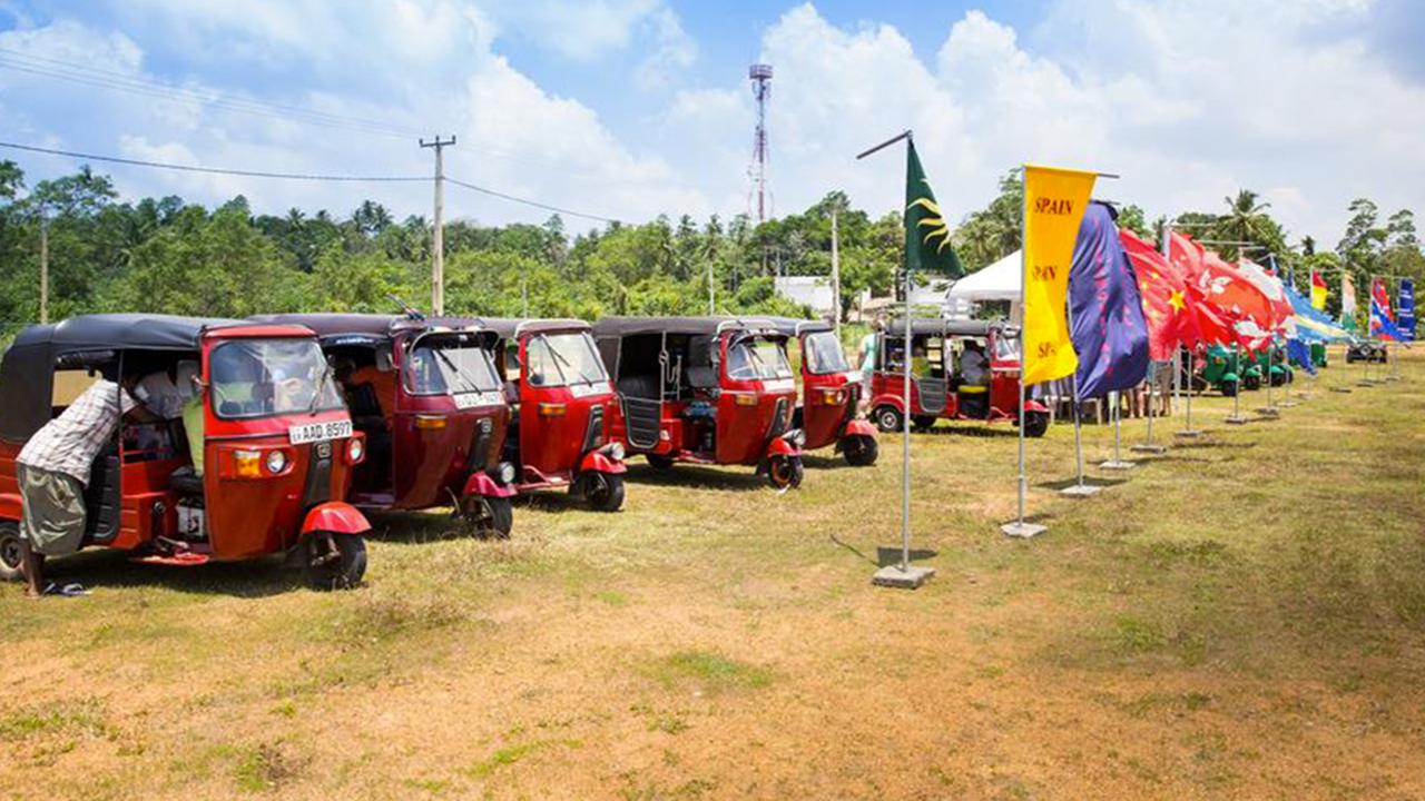 Sri Lanka Tuck Tuck