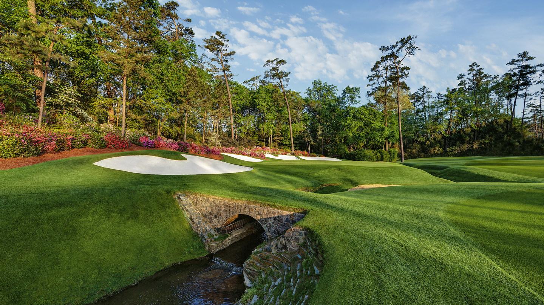Augusta National Golf Club - Hole 13