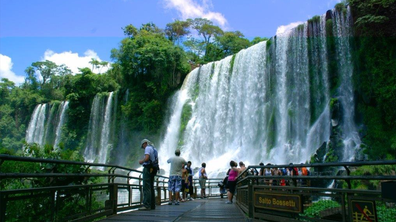 Argentina Waterfall
