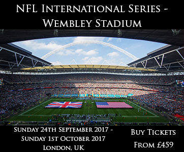 NFL International Series - Wembley Stadium