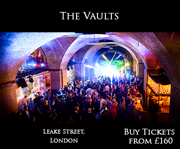 The Vault Shared Christmas Party