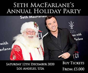 Seth MacFarlane's Annual Holiday Party