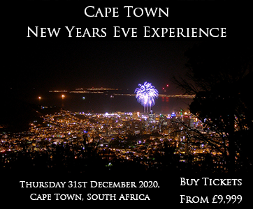 Cape Town NYE