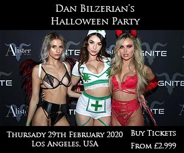 Dan Bilzerian's Halloween Party