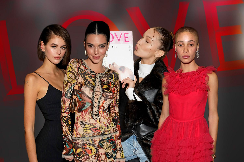 Love magazine London Fashion Week Party
