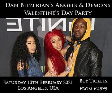 Dan Bilzerian's Angels & Demons Valentine's Day Party