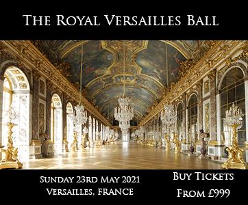 Royal Versailles Ball