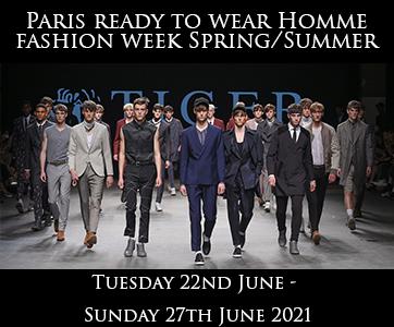 Paris Men's Fashion Week Spring/Summer