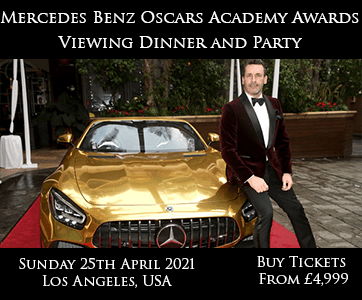 Mercedes Benz Oscars Viewing Party