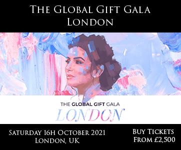 The Global Gift Gala London 2020