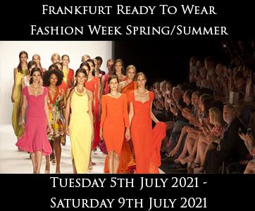 Frankfurt Fashion Week Spring/Summer